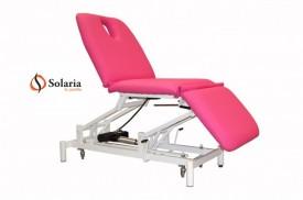 Camilla Electrica tipo sillón de 3 secciones CE-2230-R 1 Camillas Solaria
