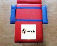 Apoyabrazos para camillasde masaje