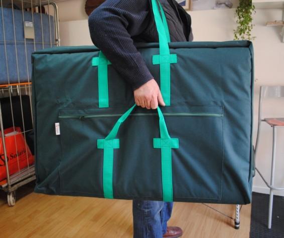 bolsa de transporte especial